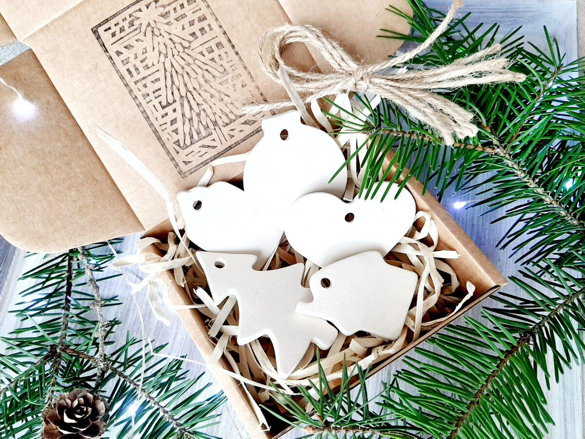 Комплекты керамических подарков-раскрасок