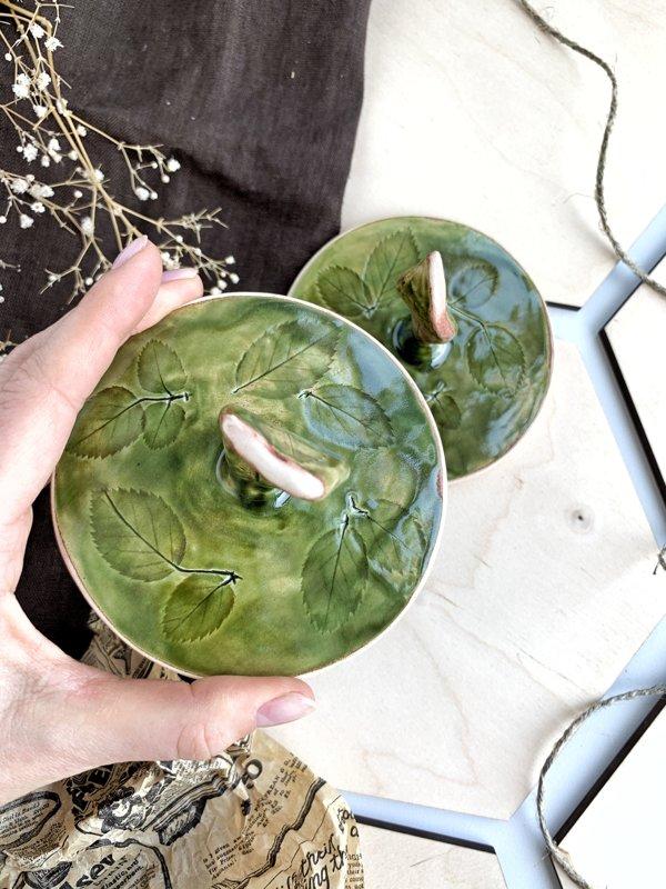 GreenKerami крышечки
