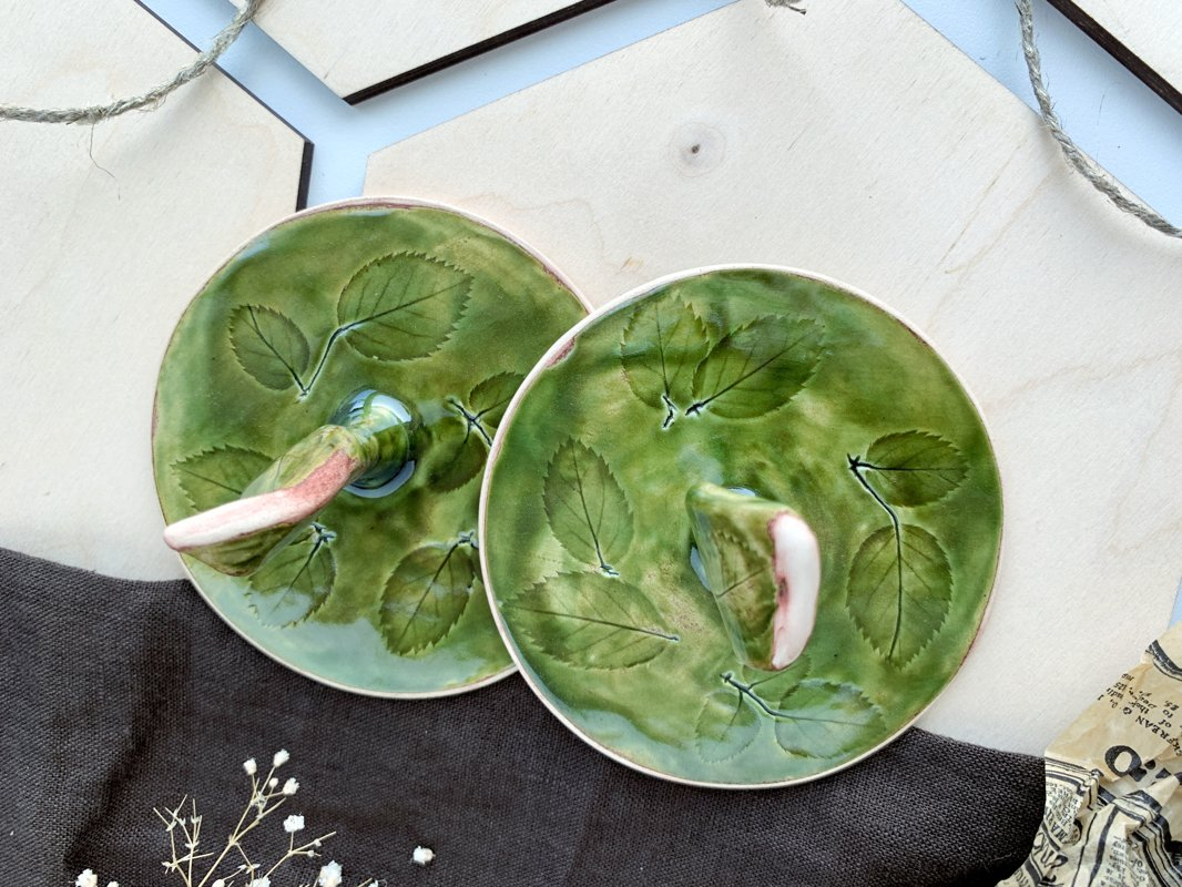 GreenKerami vāciņi